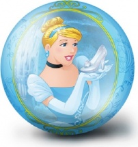 Мяч ЯиГрушка Принцессы Диснея 23 см