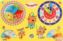 Календарь природы Alatoys Три кота