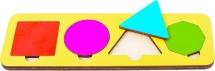 Вкладыши Орион Геометрические в ассортименте 5 элементов