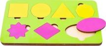 Вкладыши Орион Геометрические в ассортименте 8 элементов