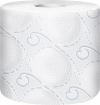 Туалетная бумага Zewa Deluxe Белая 3 слоя 12 рулонов