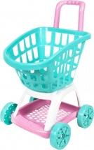 Тележка Kinderway для супермаркета, бирюзовый