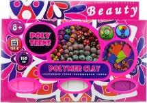 Набор полимерной глины для лепки Poly Teens Beauty