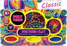 Набор полимерной глины для лепки Poly Teens Classic