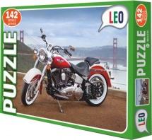 Пазл STRATEG Мотоцикл 142 элемента