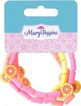 Браслет Mary Poppins Апельсинка многослойный