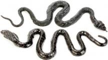 Игрушка-тянучка Змея
