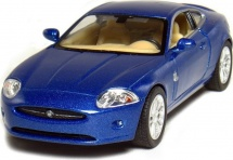 Машинка Kinsmart Jaguar XK Coupe, синий
