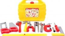 Набор инструментов Технок 12 предметов в чемодане
