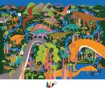 Игра-ходилка Десятое королевство По следам динозавров