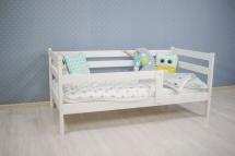 Кровать Scandi Sofa с бортиком, белый