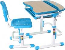 Парта-трансформер FunDesk Sorriso Blue + стул