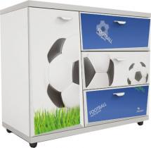 Комод Z3 Футбол, синий