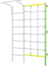 Комплект Romana Dop7 с канатным лазом пристенный, зеленый