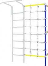 Комплект Romana Dop7 с канатным лазом пристенный, синий