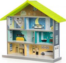 Игровой домик BiBi, зеленый