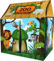 Игровая палатка Зоопарк 93х70х103 см