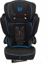 Автокресло Little King LK-03 ISOFIX 9-36 кг, синий