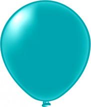 """Воздушный шарик 12""""/30 см Пастель Бирюза 1 шт"""