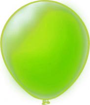"""Воздушный шарик 12""""/30 см Пастель Лайм 1 шт"""