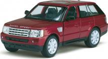 Машинка Kinsmart Range Rover, бордовый