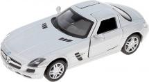 Машинка Kinsmart Mercedes-Benz SLS AMG, белый