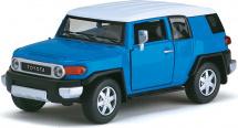 Машинка Kinsmart Тойота FJ Cruiser, синий