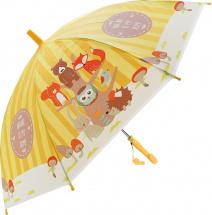 Зонт Mary Poppins Лесная семейка 48 см полуавтомат