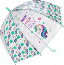 Зонт Mary Poppins Единорог 48 см полуавтомат