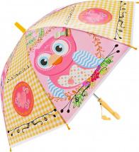 Зонт Mary Poppins Сова 48 см полуавтомат