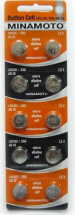 Батарейка Minamoto AG10/390/LR1130 BL-10