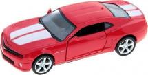 Машинка AutoTime Chevrolet Camaro, красный