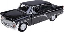 Машинка AutoTime ГАЗ-13 Чайка, черный