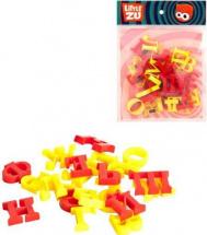 Магнитная азбука Little Zu Русские буквы