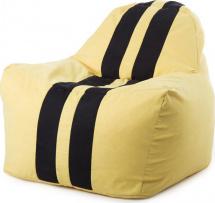 Бескаркасное кресло-мешок Sport, бежевый
