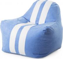 Бескаркасное кресло-мешок Sport, синий