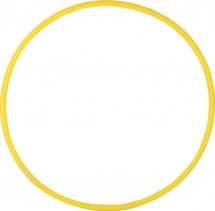 Обруч Совтехстром облегченный 60 см, желтый