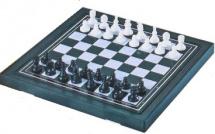 Настольная игра 2в1 Шахматы и ходилка