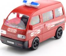 Минивен Mittivoy Пожарная охрана