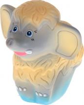 Игрушка резиновая Кудесники Мамонтенок