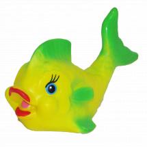 Игрушка резиновая Кудесники Рыбка