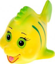 Игрушка резиновая Кудесники Рыбка Морская