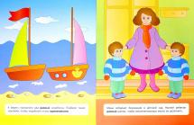 Наклейки для самых маленьких Феникс Одинаковые-разные