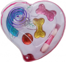 Детские тени для век Сердце