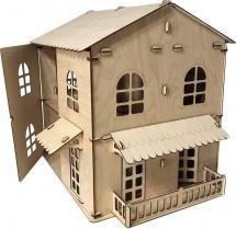 Кукольный домик Polly Мультидом