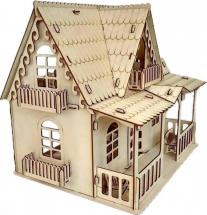 Кукольный домик Polly Соuntry house