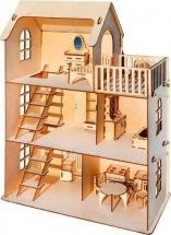 Кукольный домик Polly ECO Дом