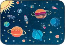 Коврик игровой Открытый космос