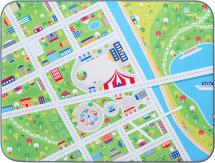 Коврик игровой Маленький город
