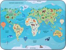 Коврик игровой Карта мира